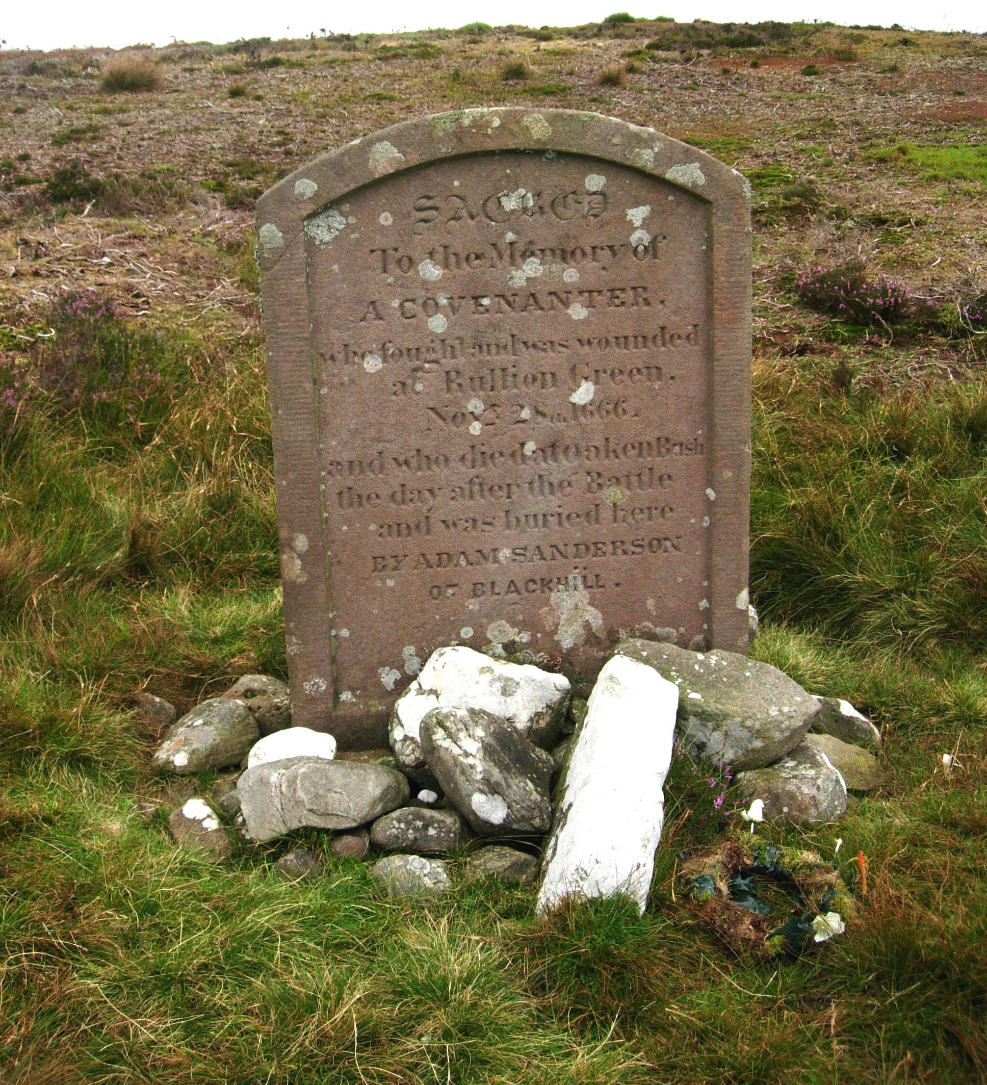 Covenanter�s Grave